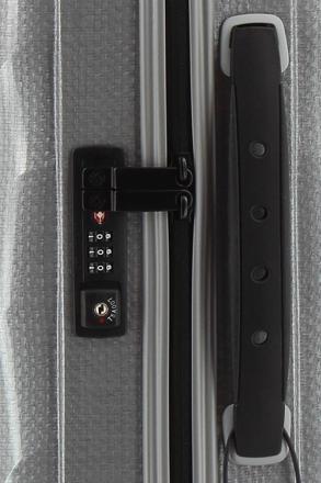 verrouillage valise samsonite