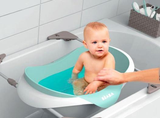baignoire nourrisson