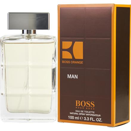boss orange eau de toilette