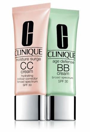 cc cream clinique