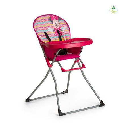 chaise haute disney