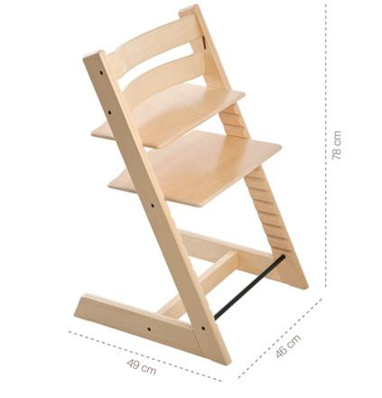 chaise tripp trapp de stokke