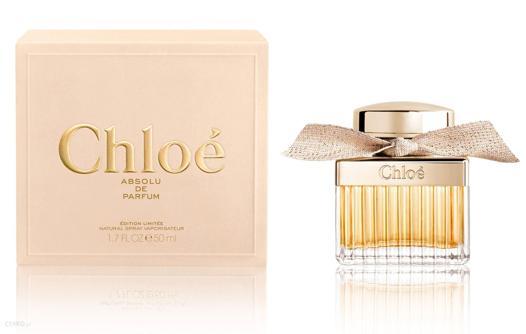 chloe absolu de parfum
