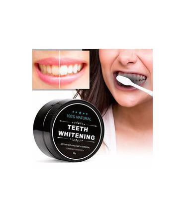 dentifrice au charbon