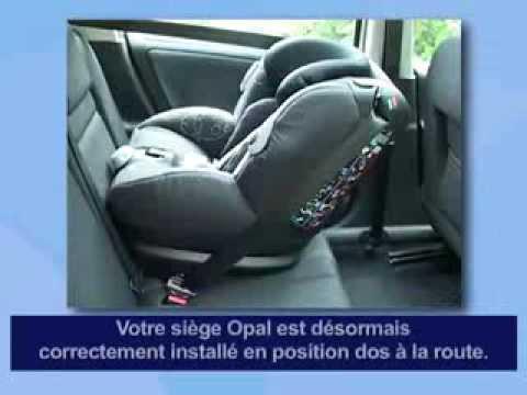 fixation siege auto