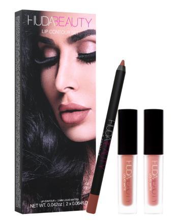 huda makeup