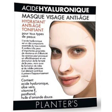 masque à l acide hyaluronique