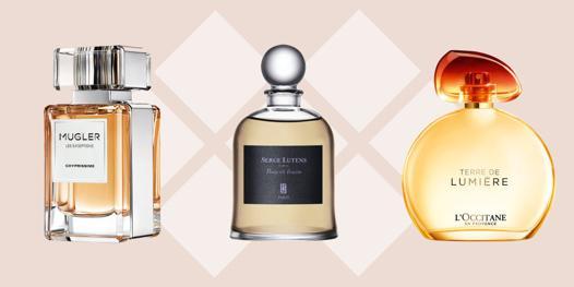 parfum fruité femme