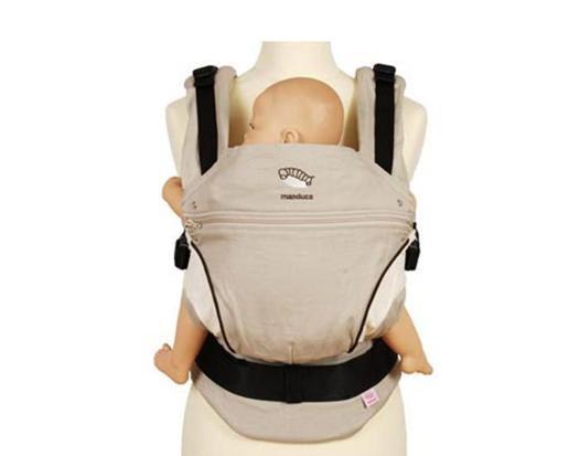 porte bébé physiologique manduca