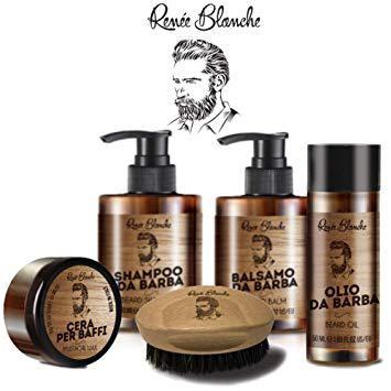 produit pour la barbe