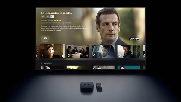 apple tv mycanal