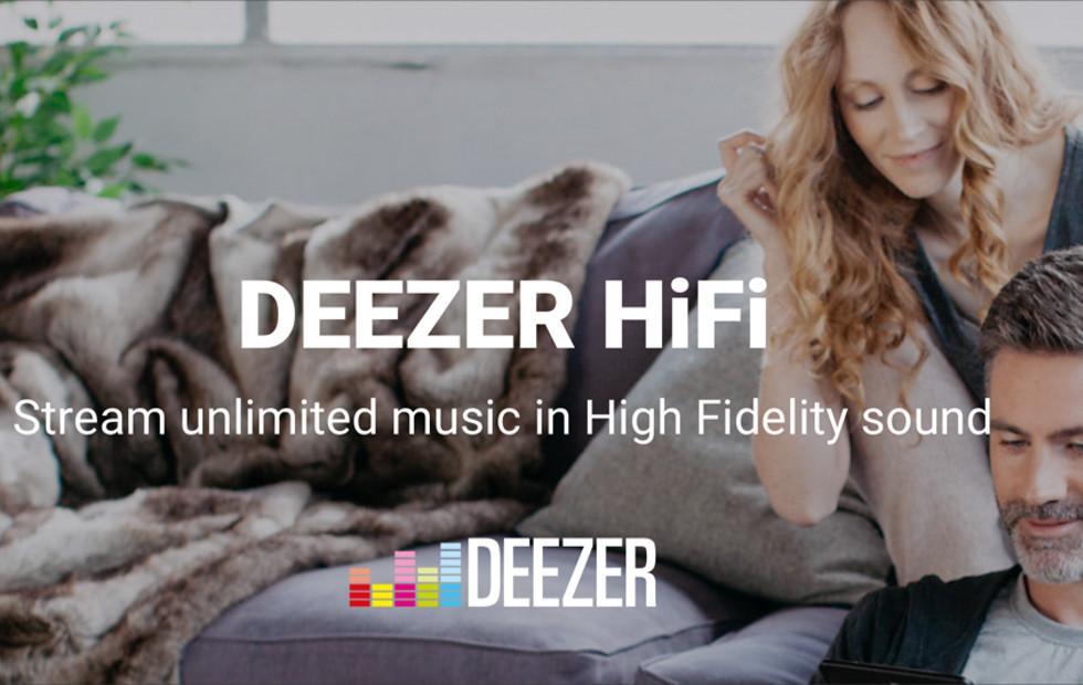 deezer hifi