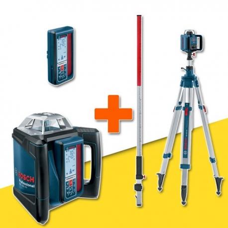 niveau laser rotatif exterieur