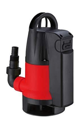 pompe vide cave flotteur intégré