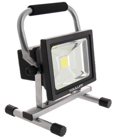 projecteur led rechargeable