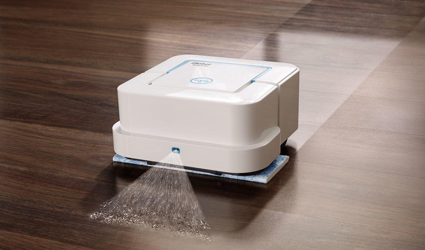 robot serpillère