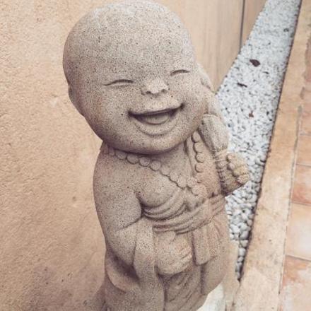 statue exterieur