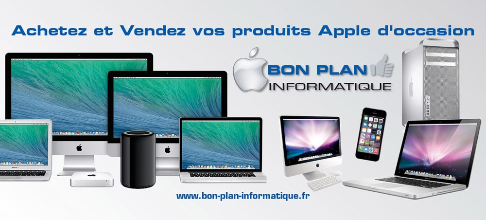 bon plan informatique