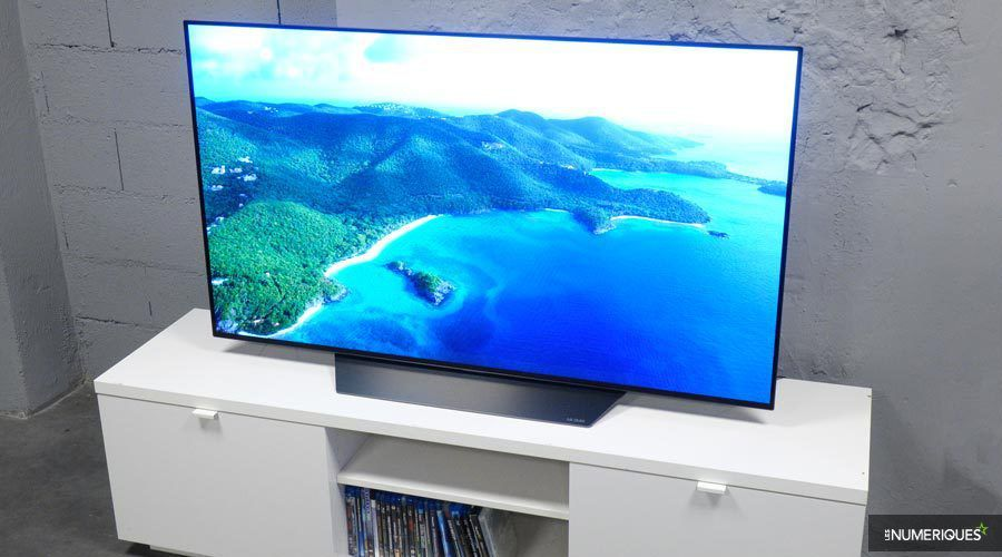 tv oled 65 pouces