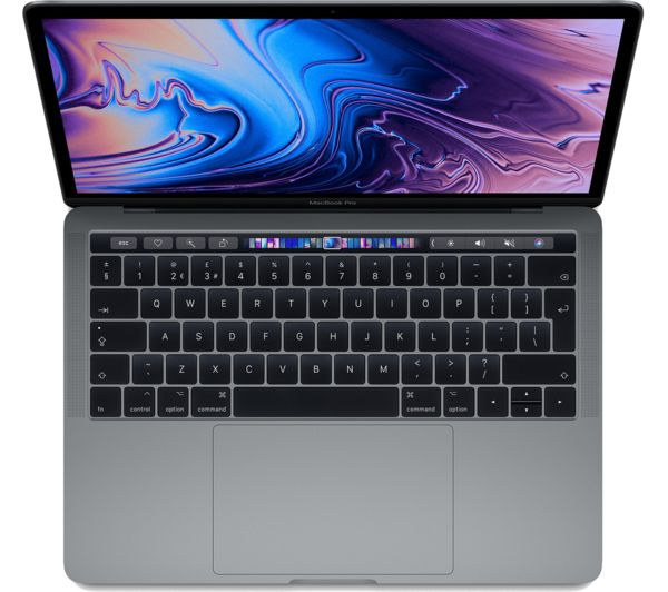 macbook pro touch bar 13