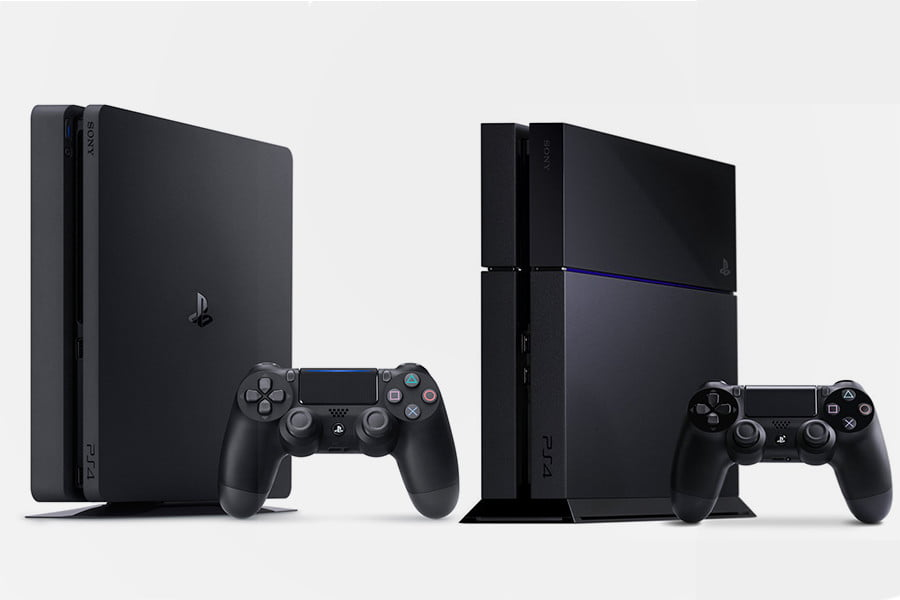 ps4 vs ps4 slim