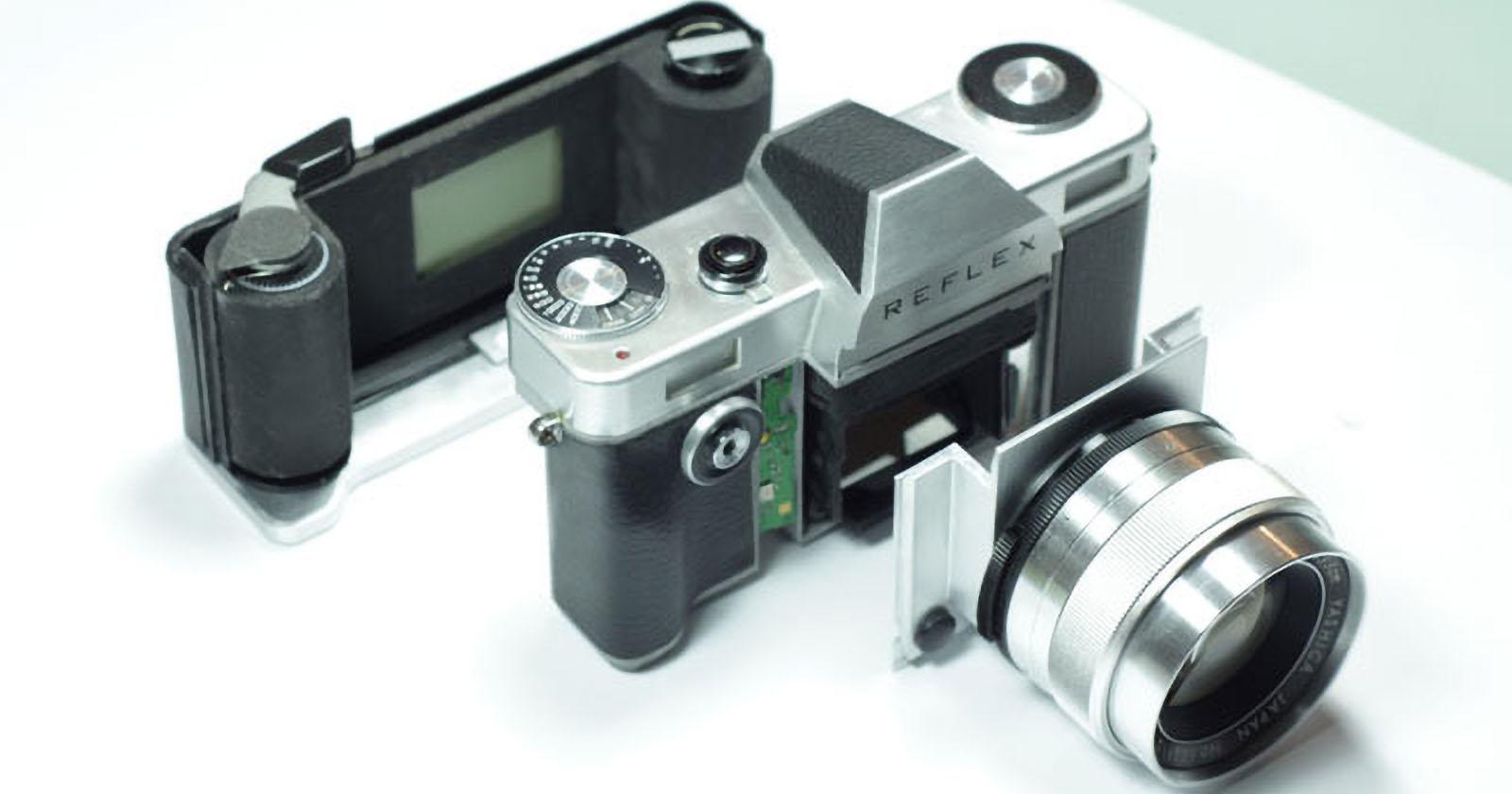 reflex photo