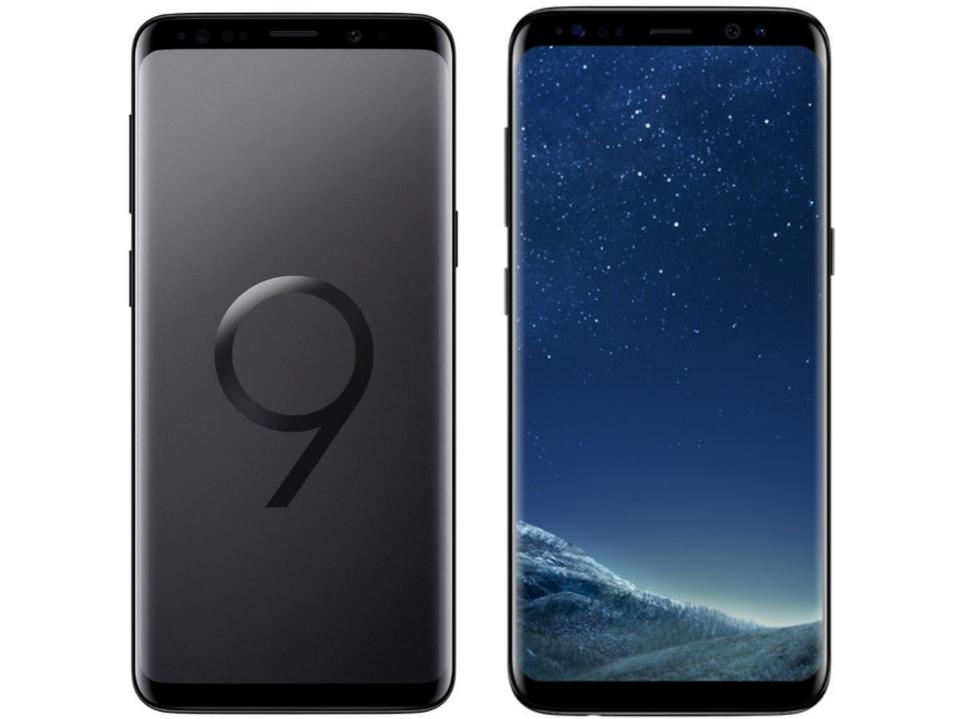 s8 vs s9