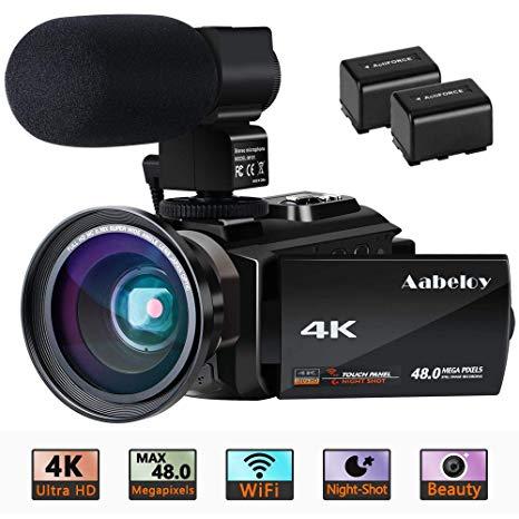 appareil photo video