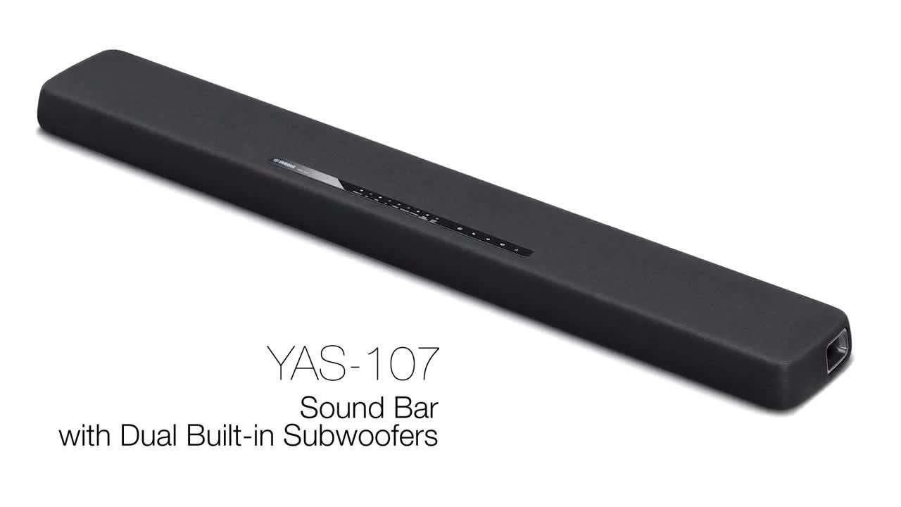 barre de son yamaha yas 107